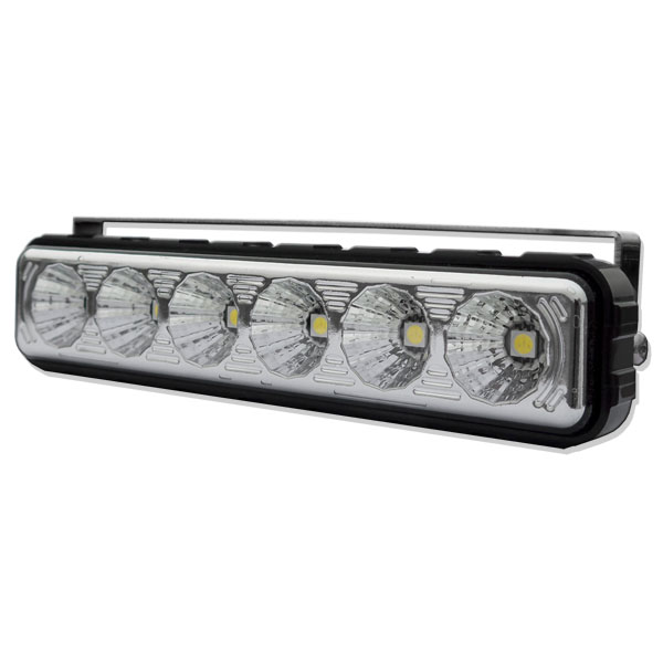 Lampa LED  KW -221P bia�a  12-24V
